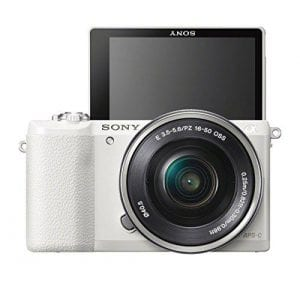 sony a5100 for youtube vlogging