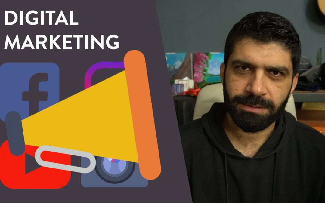 Digital Marketing is not Facebook ads and YouTube videos (then what is it?)